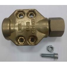 Соединение с внутренней резьбой SCF13X6BR для паровых рукавов