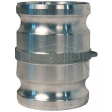 "Адаптер тип 400-AA-AL 4"" (102мм) алюм.400-AA-AL DIXON"