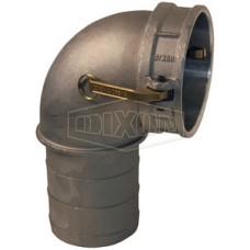 адаптер  C  200C-90AL (51 мм) алюм. 200C-90AL DIXON