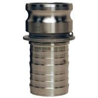 """Camlock тип E  1 1/2"""" (38 мм)  нержавеющая сталь 150ESS DIXON"""