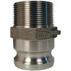 """Camlock тип F 1 1/2"""" (38 мм) нержавеющая сталь 150FSSB DIXON"""