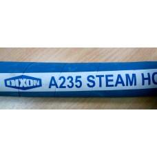Dixon A235 Рукав синий для горячей воды и пара,пищевой, 7 бар 13 мм