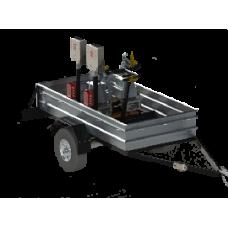 Передвижная калибровочная установка УКП-250